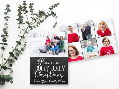 2017 Holiday Cards by Rosy Days Photography