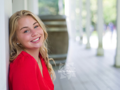 Senior Portraits in Peninsula