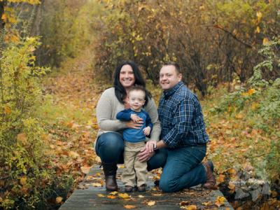 Hudson Springs Fall Family Photos
